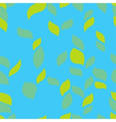 Herb pattern vector