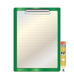 Clipboard vector