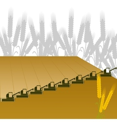 Agricultural work vector
