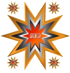Seo - search engine optimization vector
