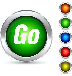 Go button vector