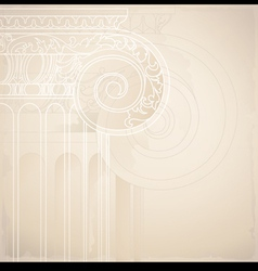Architectural background  eps10 vector