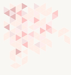 Flat wrapping surface hipster background vector