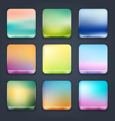 Texture icon vector