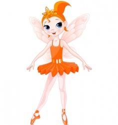 Fairy ballerinas vector