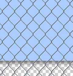 Security fence pattern vector