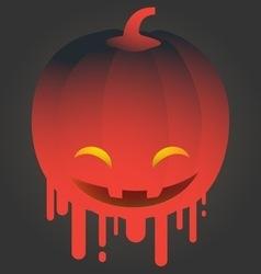 Holidays happy halloween icon vector
