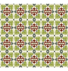Seamless pattern background four vector