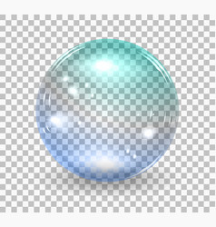 Bubble soap vector