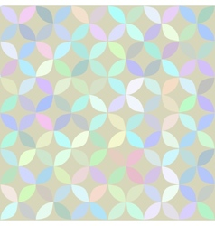 Colorful geometrical pattern vector