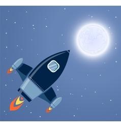 Rocket space vector