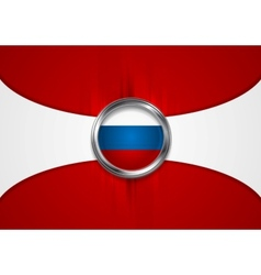 Russian federation background vector