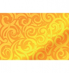 Tribal background vector