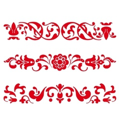 Russian ornament vector
