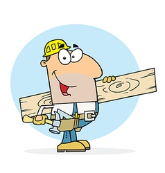 Construction worker vector