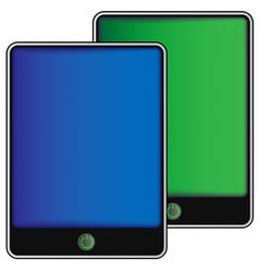 Touchscreen vector