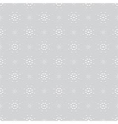 Seamless pattern of symbolic stars 6 vector