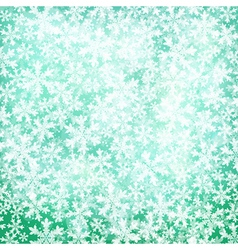 Abstract christmas background with soft fluffy vector
