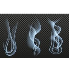 Jet smoke vector