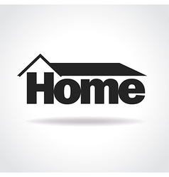 Home logo concept vector