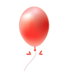 Beautiful balloon vector