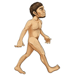 Early man vector