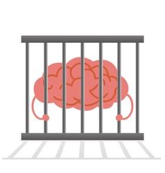 Brain cage vector