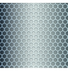 Cell metal background vector