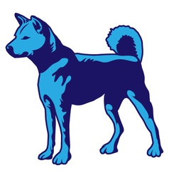 Dogblue vector