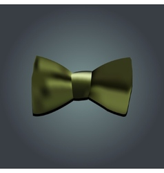 Tie bow vector