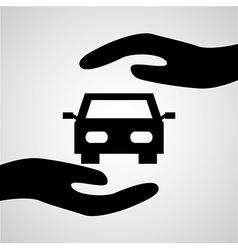 Insurance concept vector