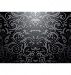 Tribal wallpaper vector