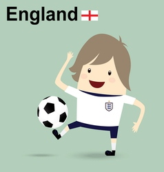England national football team businessman happy i vector
