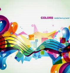 Colorful celebration vector