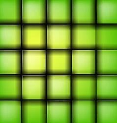 Green rectangle vector