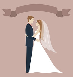 Wedding day vector