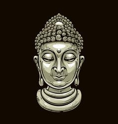 Buddha 2 vector