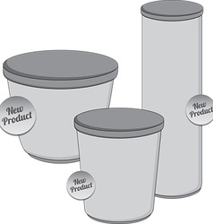 Container vector
