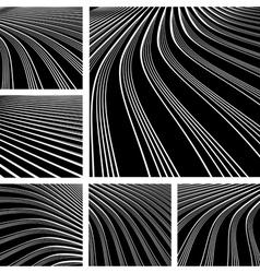 Movement effect vector