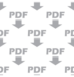 New pdf seamless pattern vector