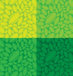 Seamless rice bran background vector