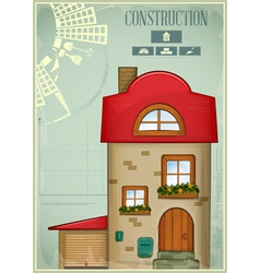 Infographics country construction vector