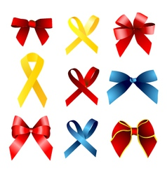 Ribbons vector