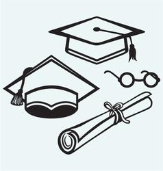 Student accessories vector