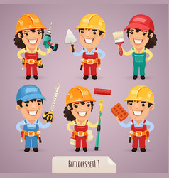 Builders set1 1 vector