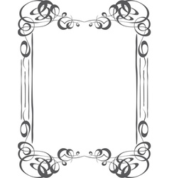 Classical frame vector