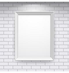 Gallery interior vector