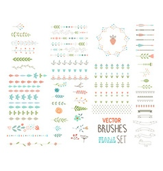 Decorative design elements vector