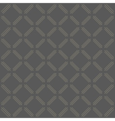 Geometric modern seamless pattern with vector