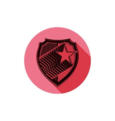 Icsinto 243heraldry theme conceptual icon vector